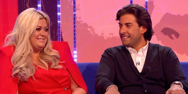 Gemma Collins, James Argent, Your face or mine