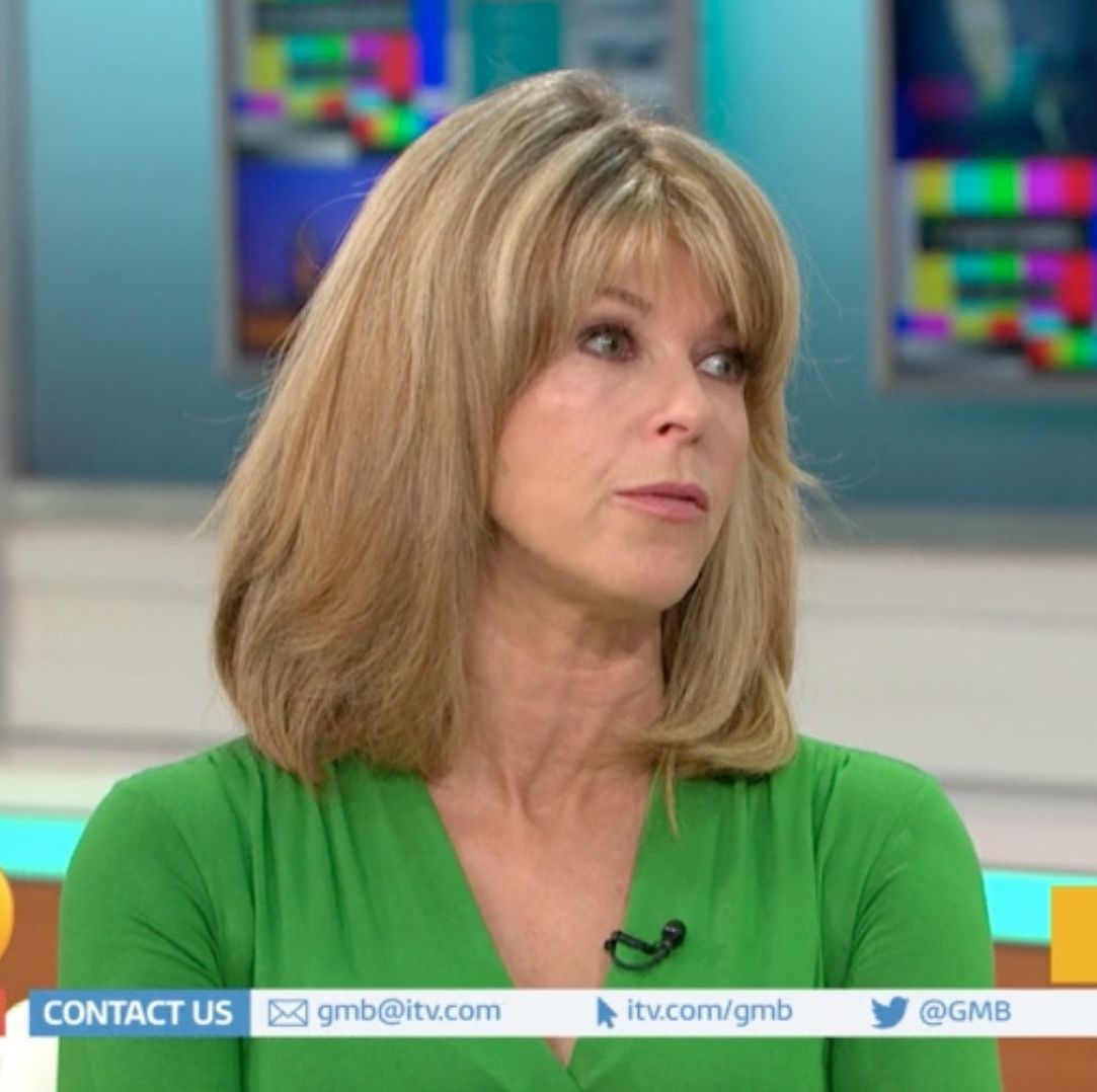 Good Morning Britain's Kate Garraway makes awkward blunder offering sober James Argent a drink