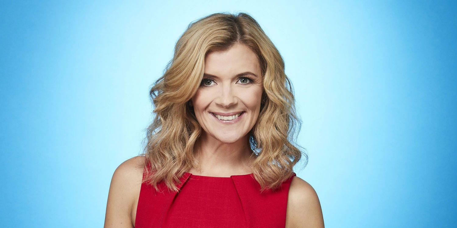 Jane Danson - Dancing on Ice
