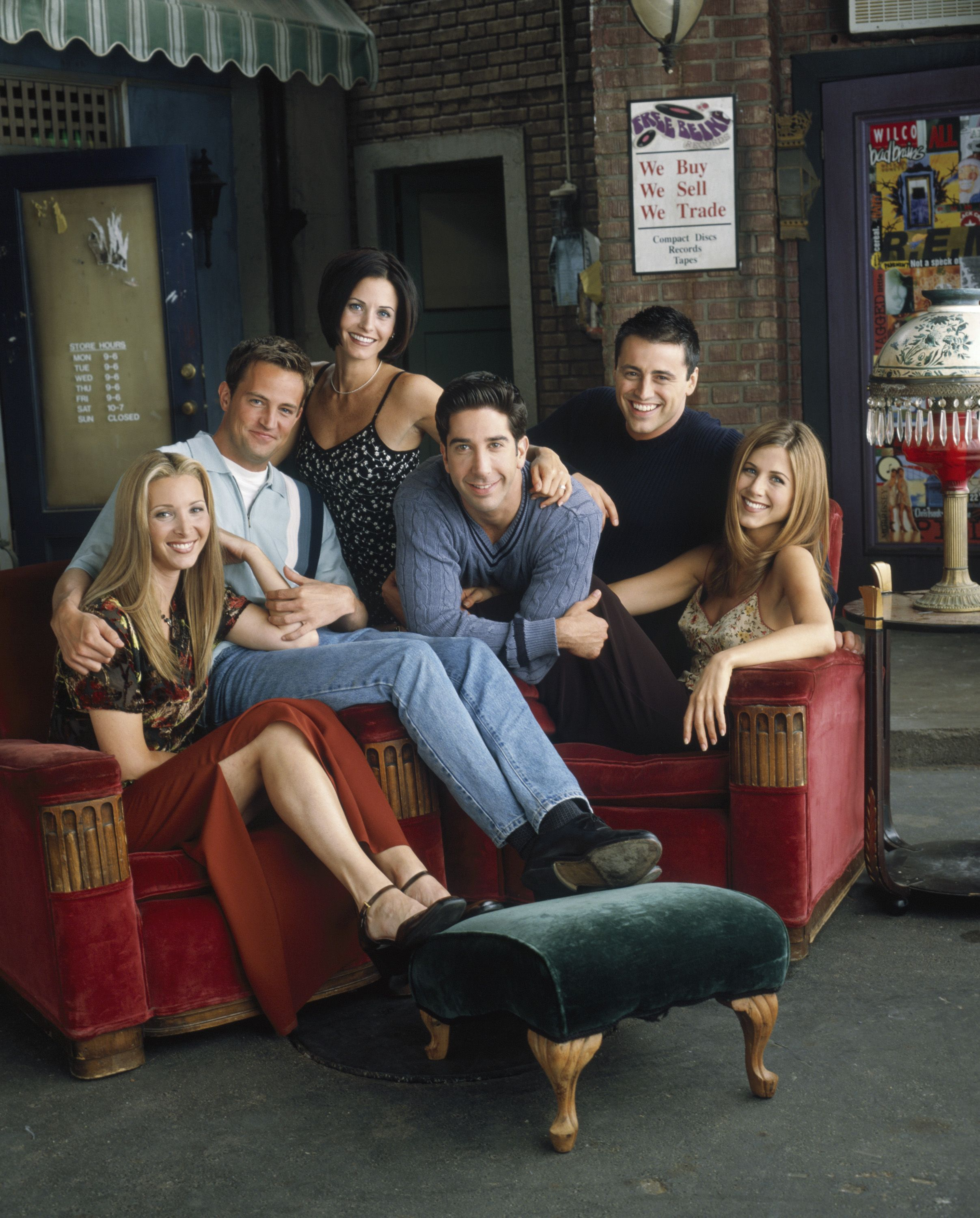 Jennifer Aniston reveals which Friends stars are stopping a reunion