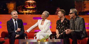 The Graham Norton show, Rowan Atkinson, Gary Barlow