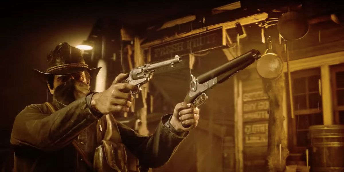 Red Dead Redemption 2 - gameplay, pictures, review, preview, release date, pre-order, PS4