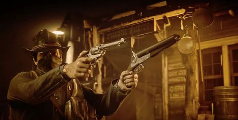 Red Dead Redemption 2 gameplay preview - we accidentally