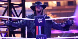 The Undertaker at WWE Super Show-Down