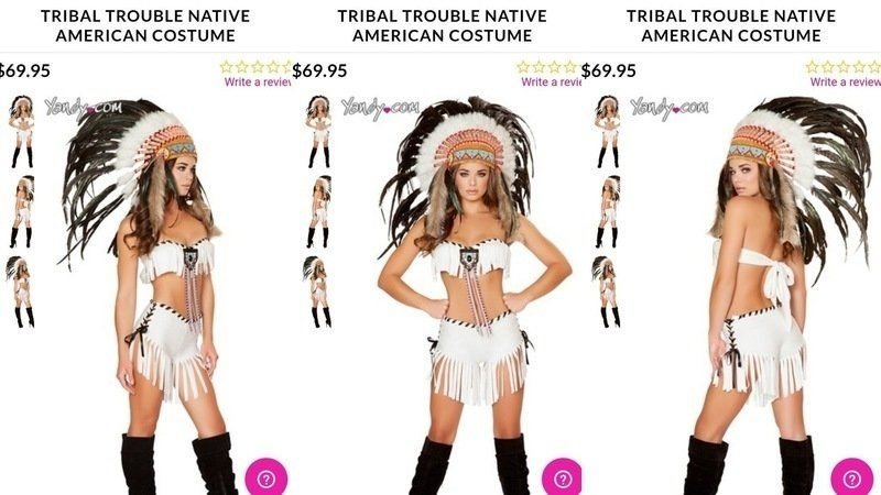 Pocahontas And Other Native American Costumes Called To Be Removed From Online Retailer
