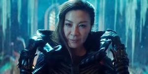 Michelle Yeoh as Philippa Georgiou in Star Trek: Discovery Season 2 trailer.