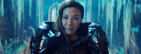 michelle yeoh as philippa georgiou in star trek discovery season 2 trailer