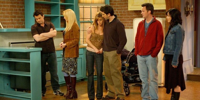 All the times the Friends cast have reunited since the show ended