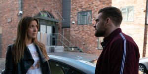 Ali Neeson tells Michelle Connor he wants to leave in Coronation Street