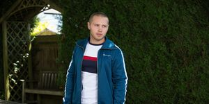 Keanu Taylor is worried about Hayley Slater in EastEnders