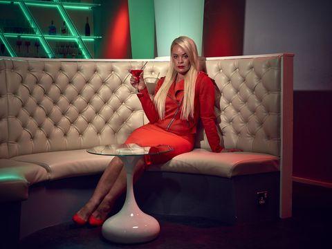 Tamara Wall as Grace Black in Hollyoaks
