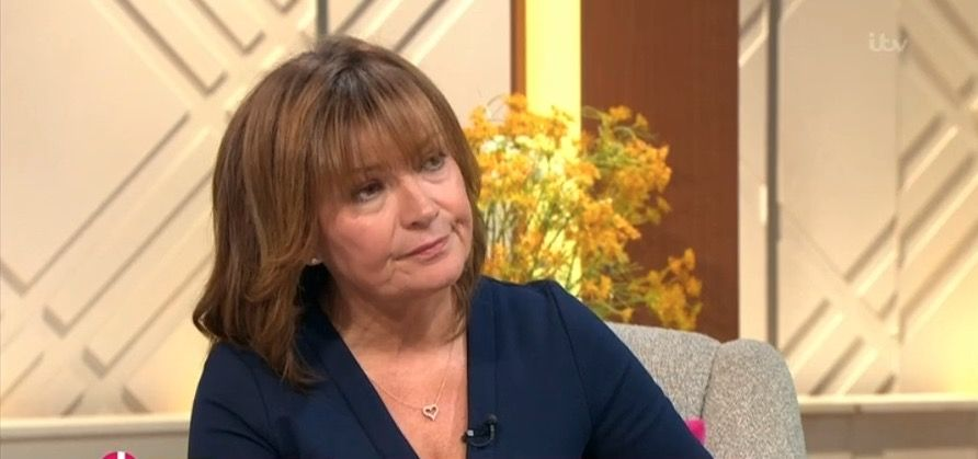 Lorraine Kelly savagely confronts Good Morning Britain guest for not answering questions
