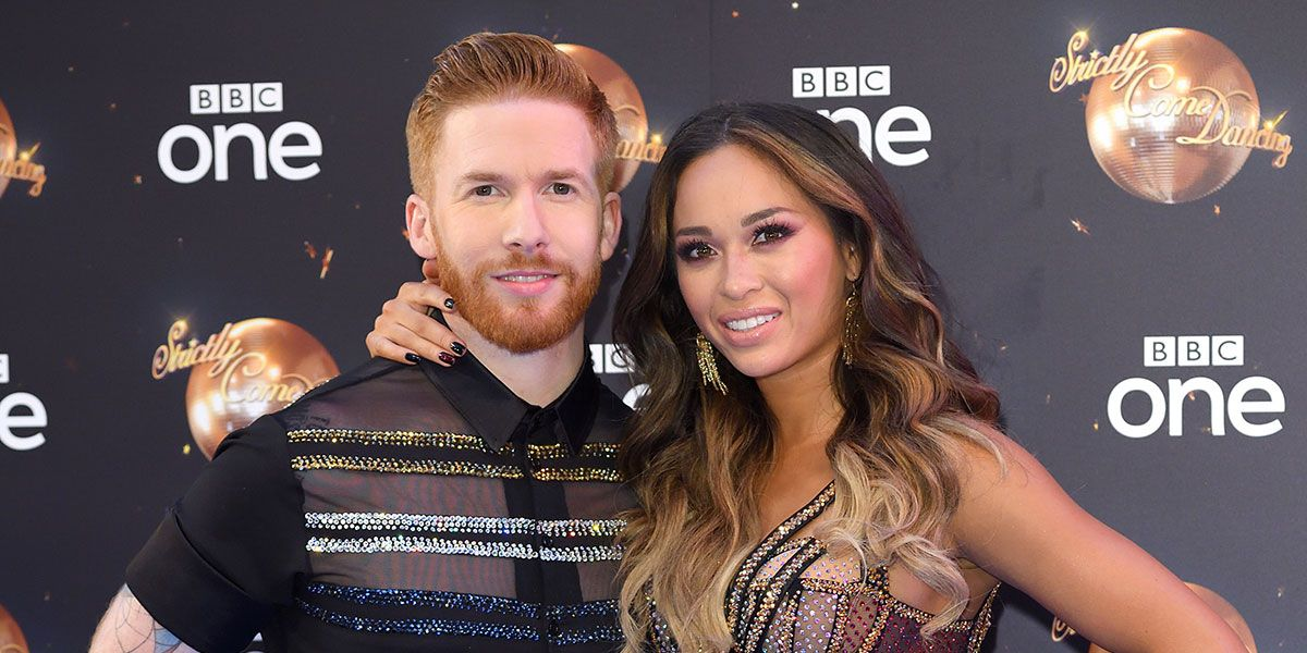 Neil Jones, Katya Jones