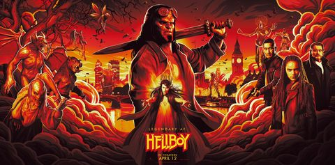 Hellboy 3 2019 movie trailer, cast, release date, plot