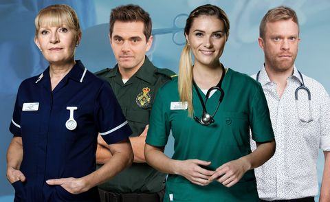 casualty spoilers theories and questions from the autumn trailer