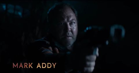 Mark Addy in Doctor Who
