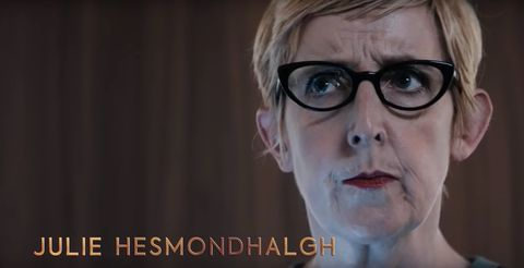 Julie Hesmondhalgh in Doctor Who