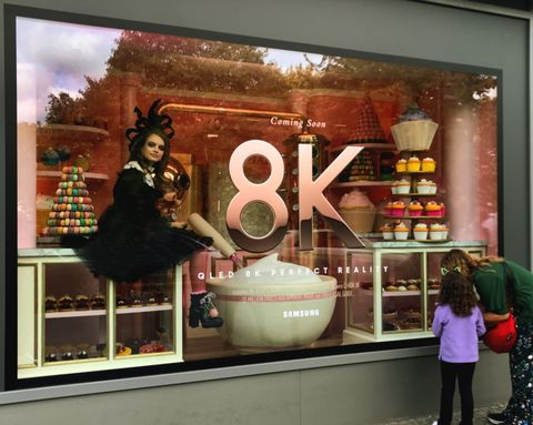 Samsung QLED 8K TV deal of the day