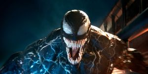 Tom Hardy, Venom, Film Still