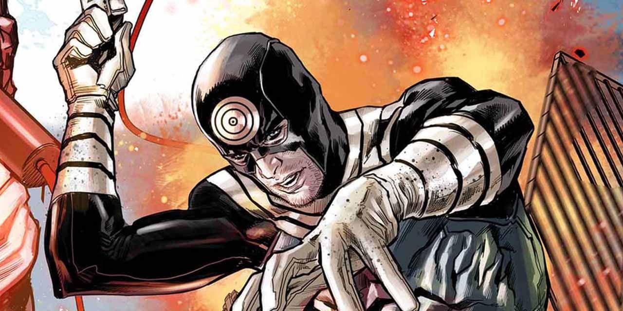 Bullseye in Marvel's Daredevil comics