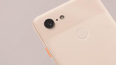 Google Pixel 3 launch image