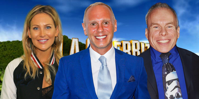 PHOTOSHOP, I'm a Celebrity, Stephanie Pratt, Judge Rinder, Warwick Davis