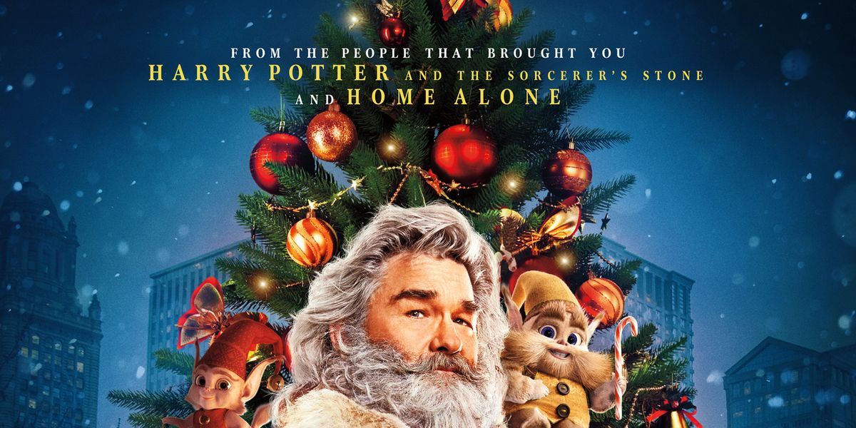 Christmas Chronicles.Christmas Chronicles Netflix Trailer 2 Kurt Russell S