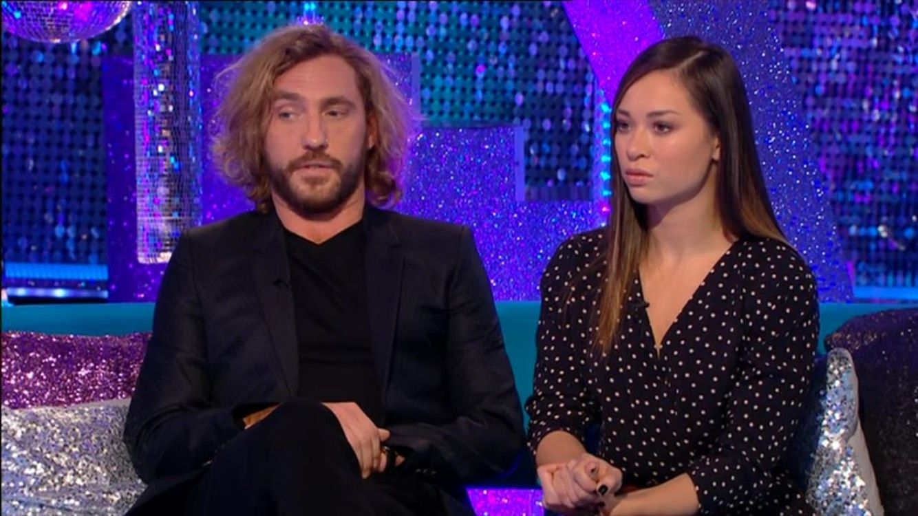 Strictly Come Dancing boss reveals initial reaction to Seann and Katya's kissing scandal
