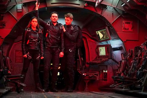 Marvel's Agents of SHIELD, Reboot
