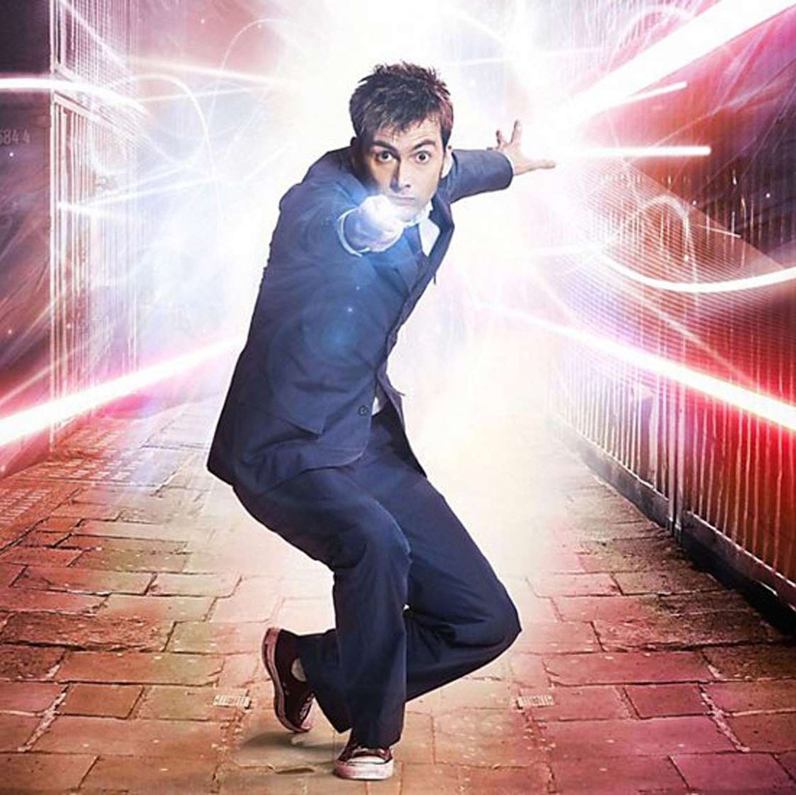 David Tennant's iconic Doctor Who trainers could be yours to own