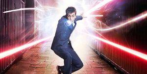David Tennant, Doctor Who, Costume