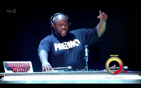 Don't Hate the Playaz DJ