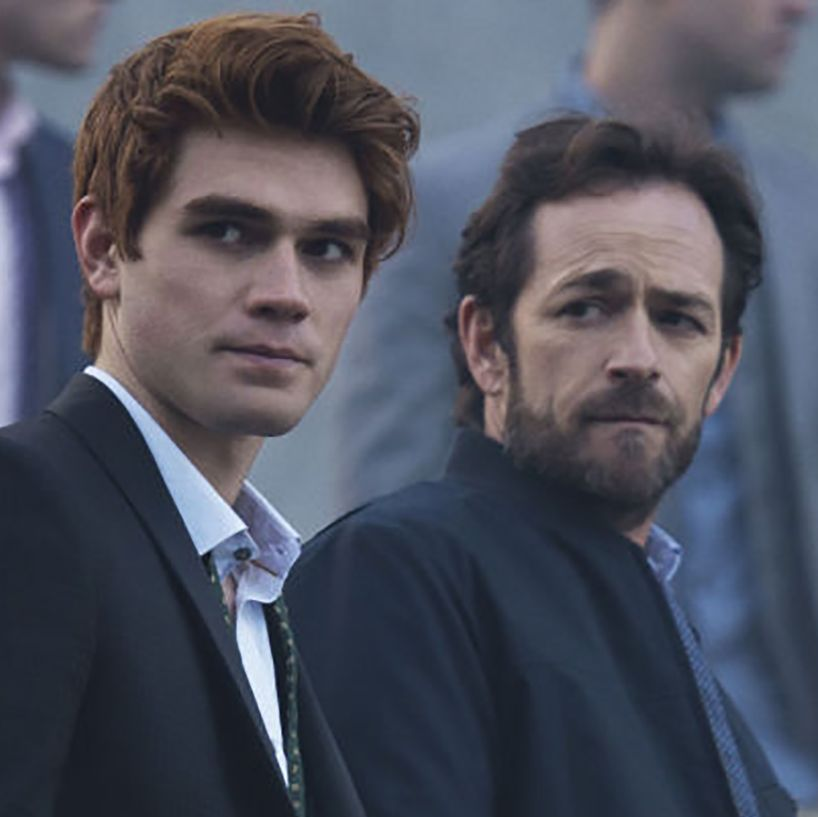Riverdale airs the late Luke Perry's final scene as Archie's dad Fred Andrews