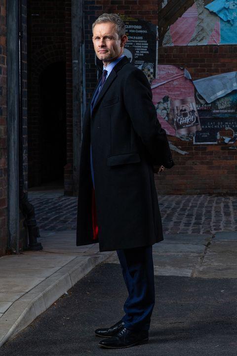ben price as nick tilsley in coronation street