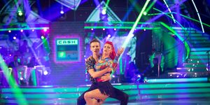 Strictly Come Dancing week 4: Joe Sugg and Dianne Buswell