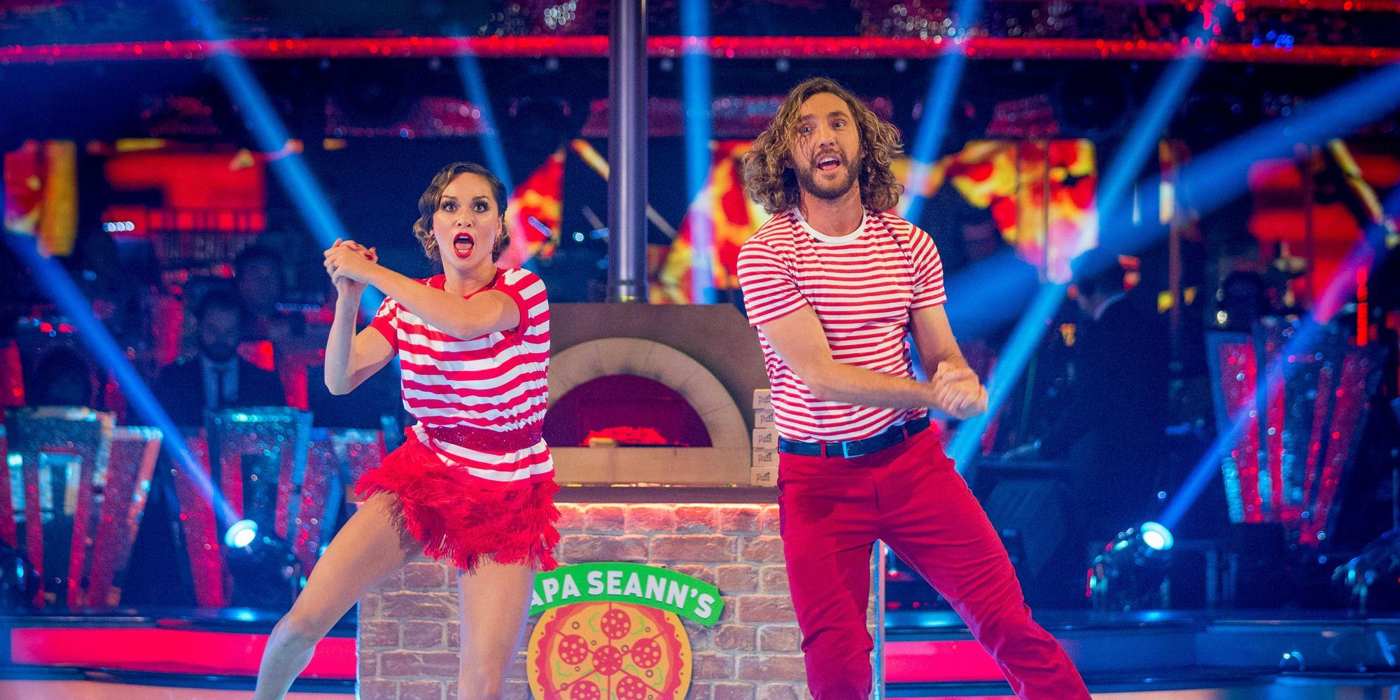 Strictly Come Dancing week 4: Seann Walsh and Katya Jones