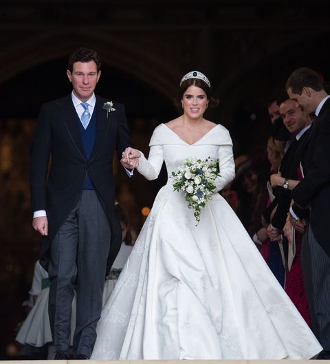 Did you spot this very rude subtitle clanger during Princess Eugenie's wedding?