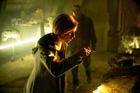 Doctor Who 11x02, 'The Ghost Monument'