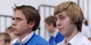 The Inbetweeners – Simon and Jay