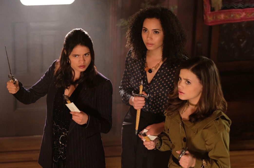 Charmed season 2: Cast, episodes, air date and plot