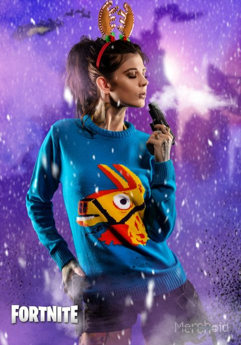 Fortnite Christmas Jumpers Are The Things You Need This Year