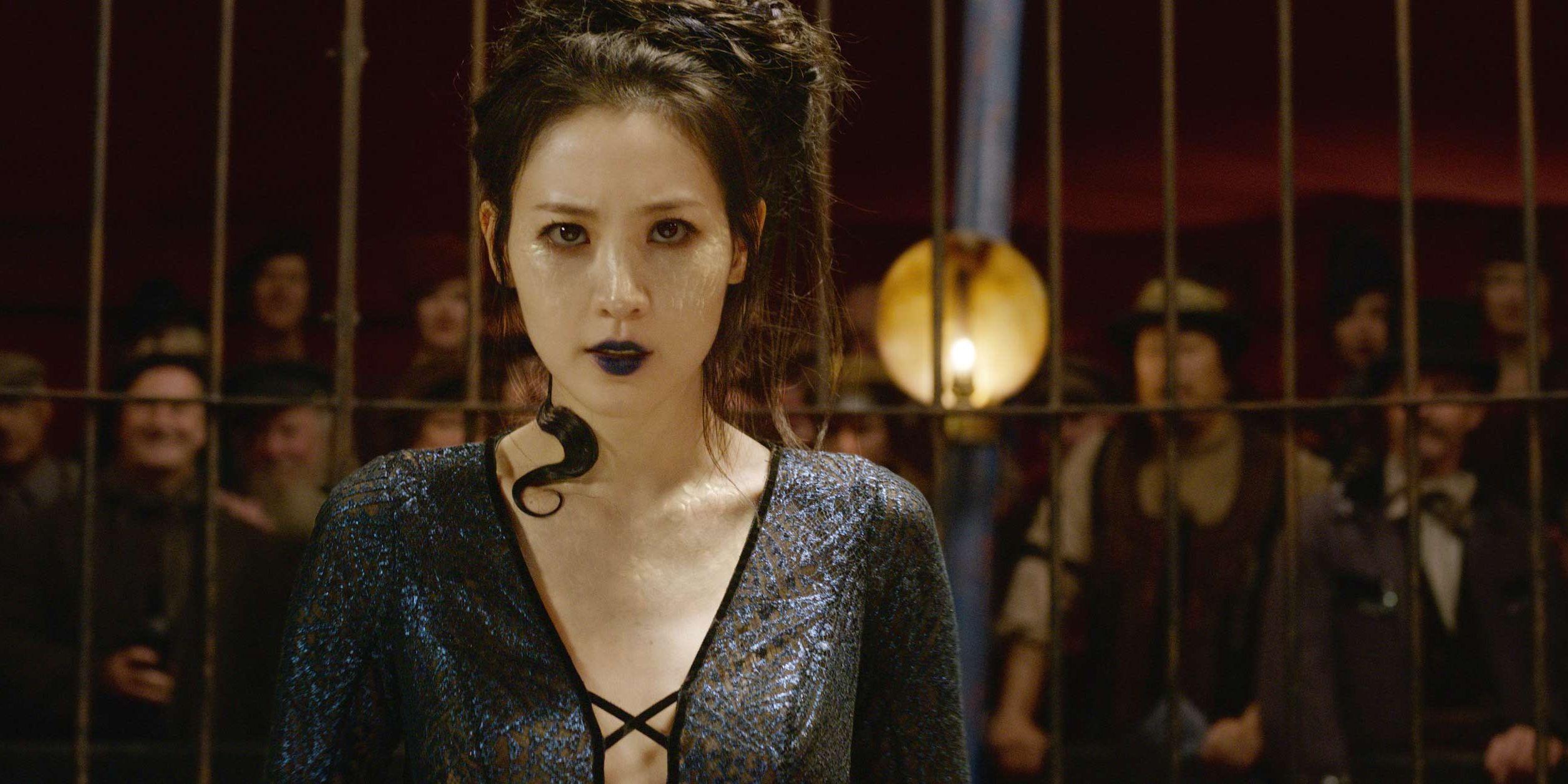 Claudia Kim, Nagini, Fantastic Beasts: The Crimes of Grindelwald