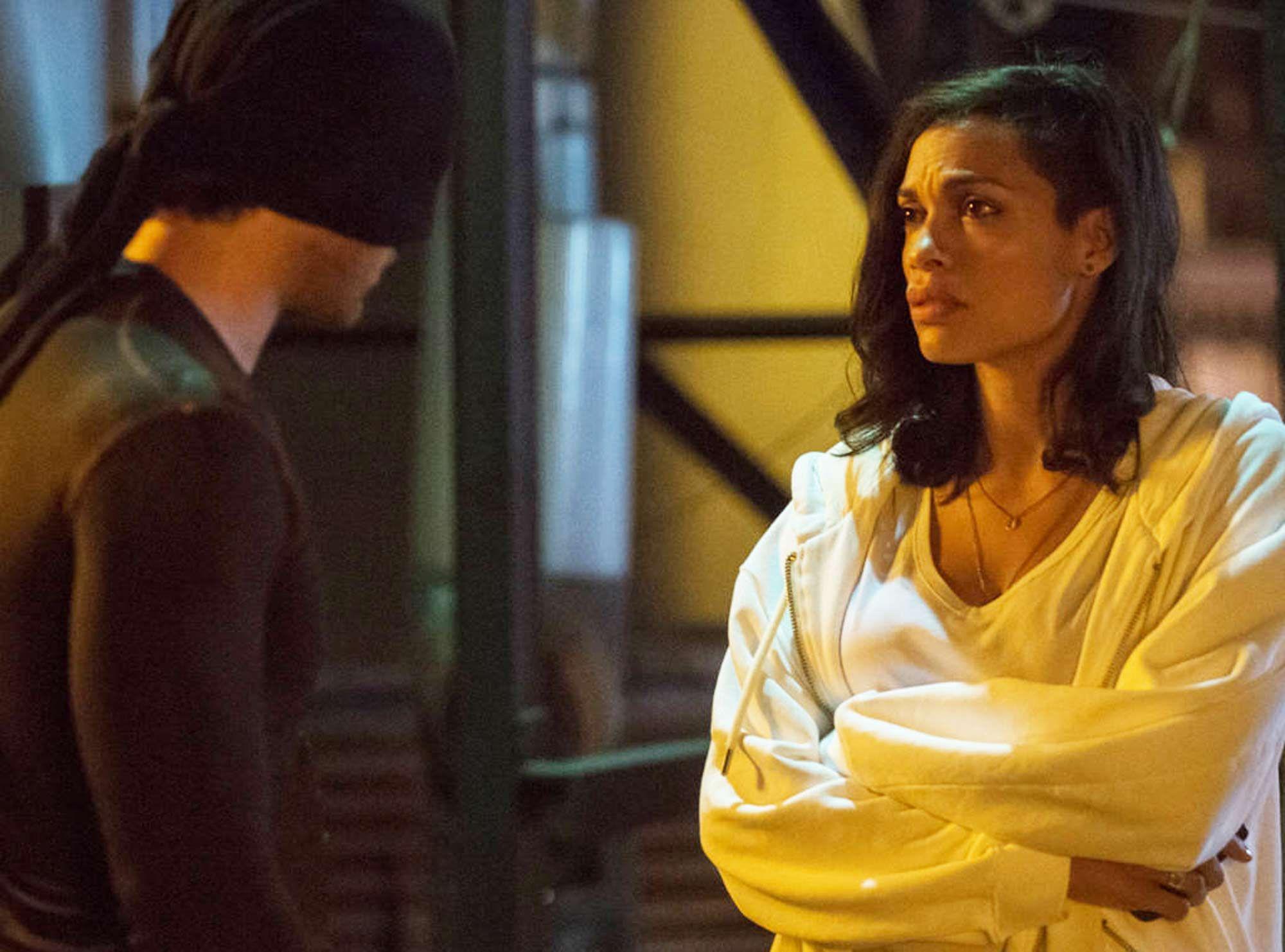 Charlie Cox, Rosario Dawson, Daredevil, Stagione 1
