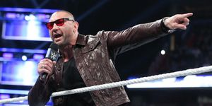 Dave Batista returns to WWE SmackDown for SmackDown 1000