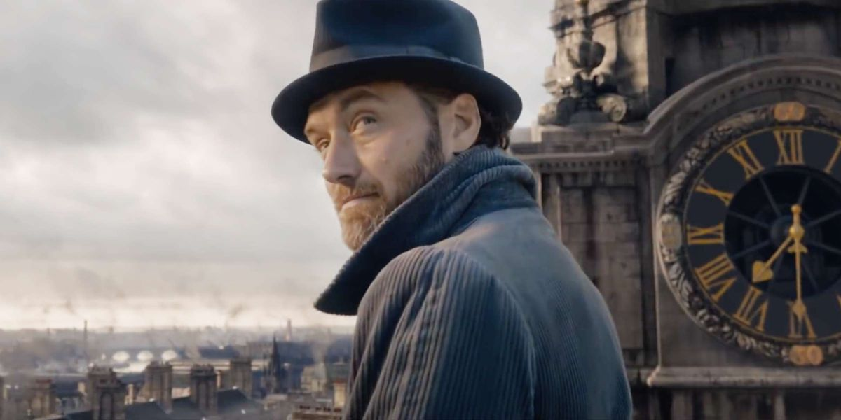 Fantastic Beasts' Jude Law reprising Dumbledore role for new Harry Potter audiobook