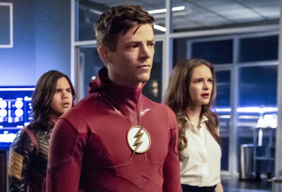 The Flash season 6 Easter egg connects the Arrowverse to New Gods