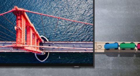 2018 75'' Q9F Flagship QLED 4K Certified Ultra HD Premium HDR 2000 Smart TV