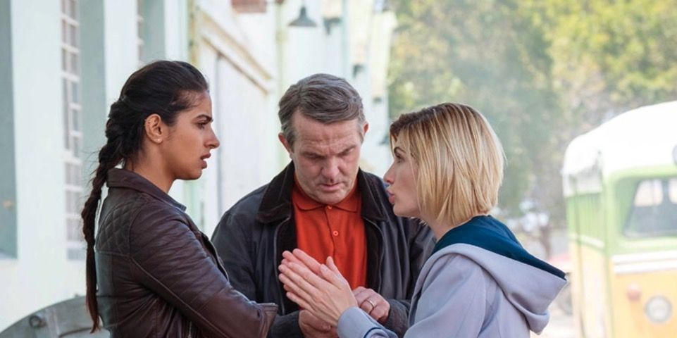 Doctor Who 11x03, 'Rosa'