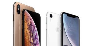 iPhone XR, XS and XS Max