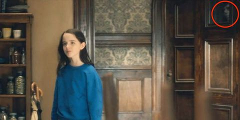 Haunting of Hill House ghosts you didn't even spot